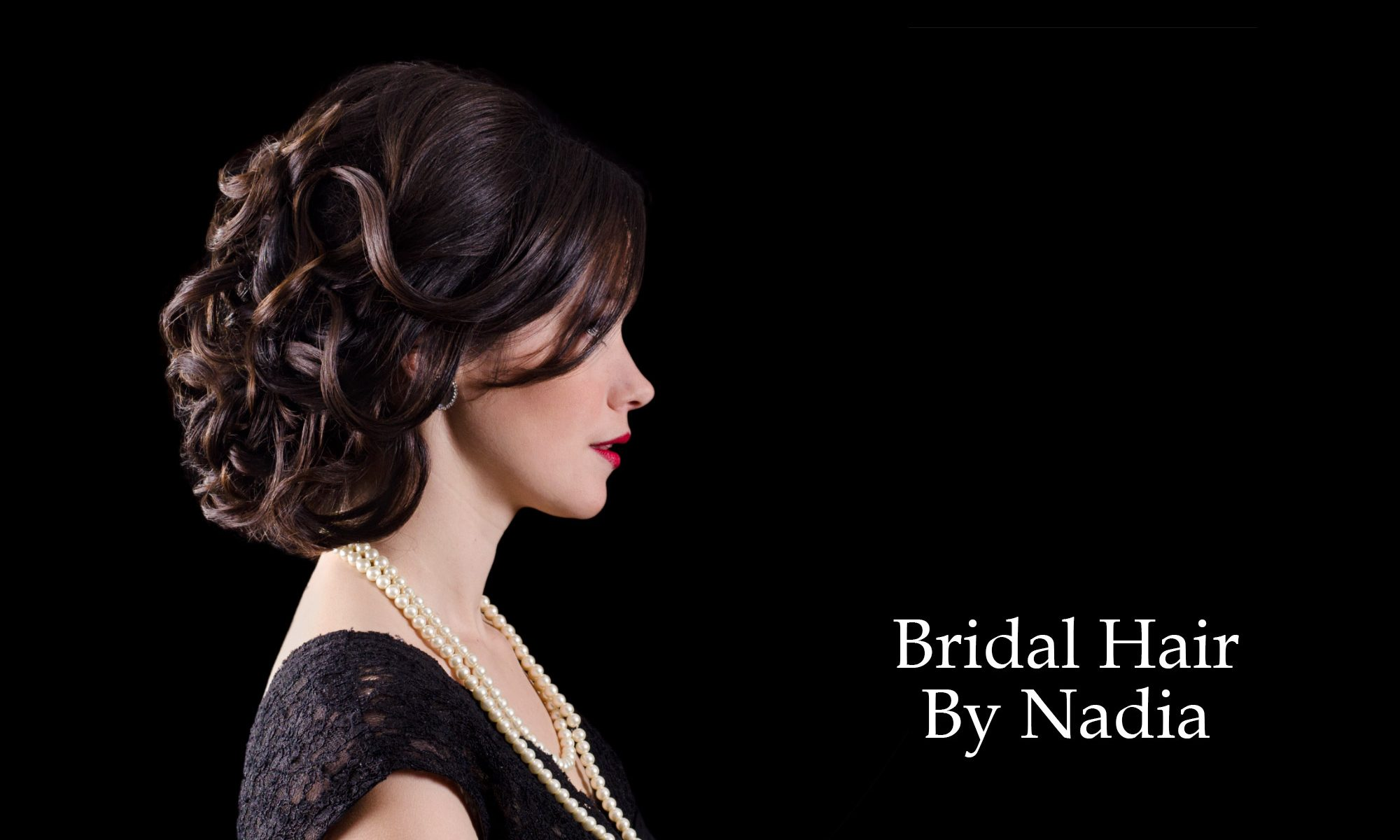 Bridal Hair in Armstrong BC